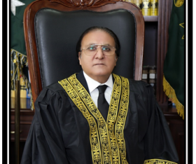 Hon'ble Chief Justice A.J.K